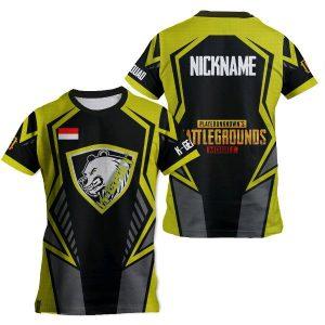 contoh desain jersey gaming