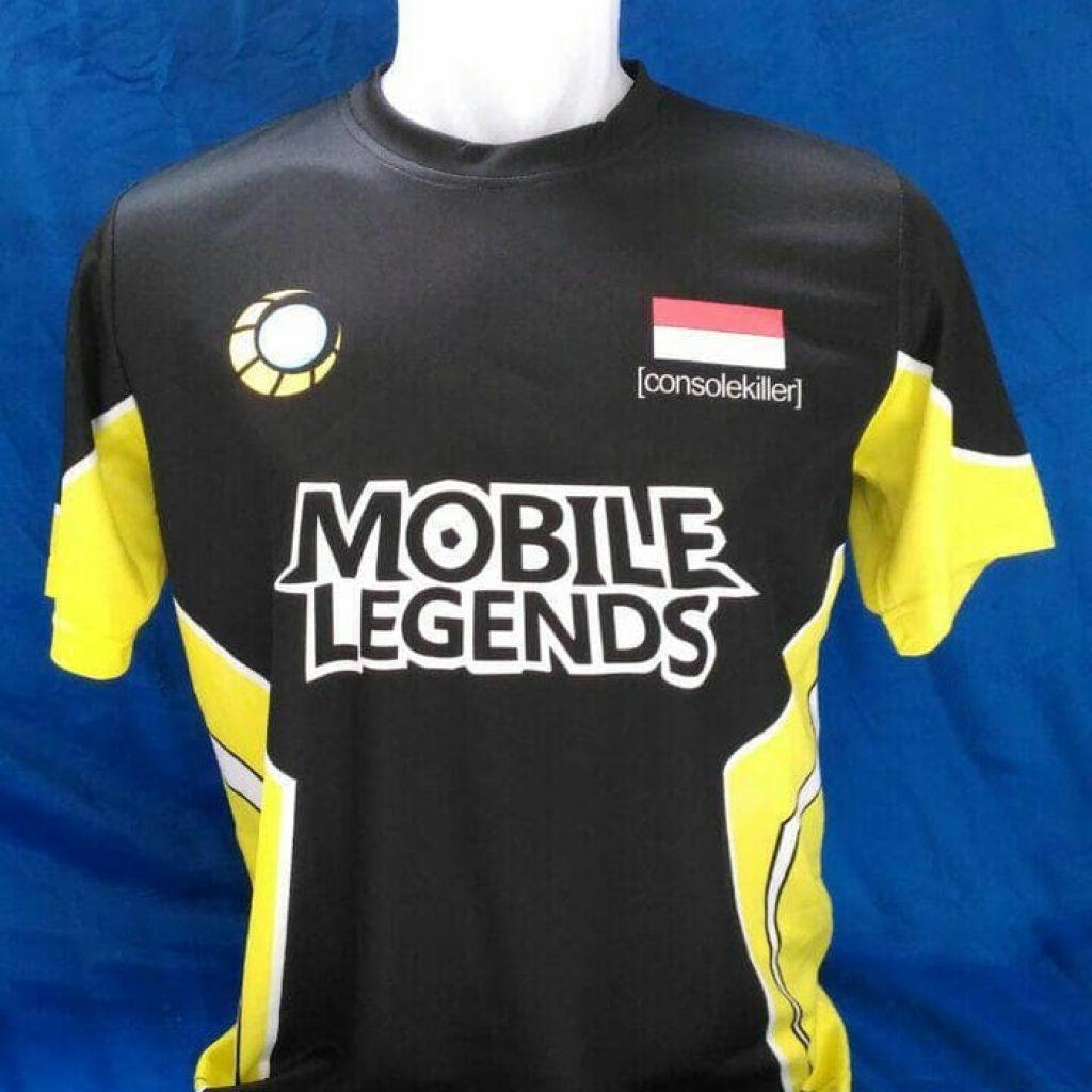 Jersey Mobile Legends