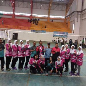 Jersey Volley Wanita
