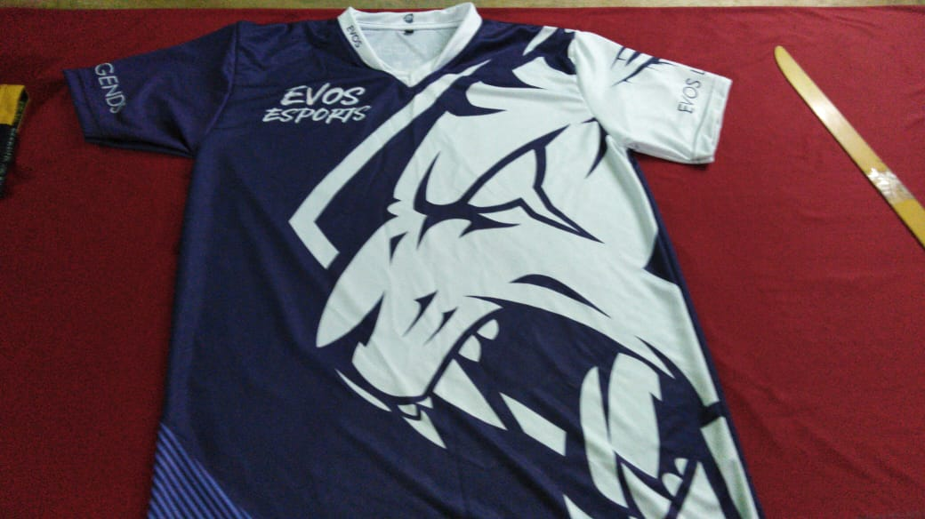 Jersey Evos SG MY