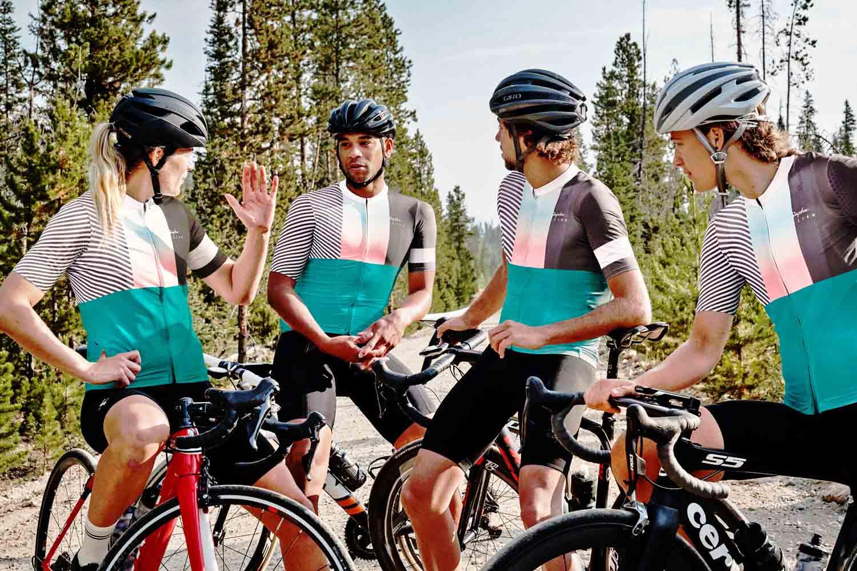 Bikin Jersey Sepeda Road Bike Murah Berkualitas