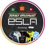 Bikin Jersey Gaming Esports🔵